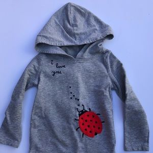 Carter's Toddler Ladybug Outfit